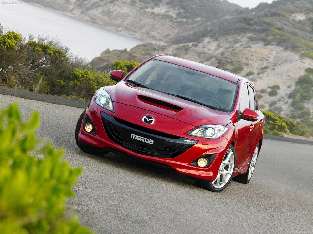 Мазда 3 МПС фото Mazda …
