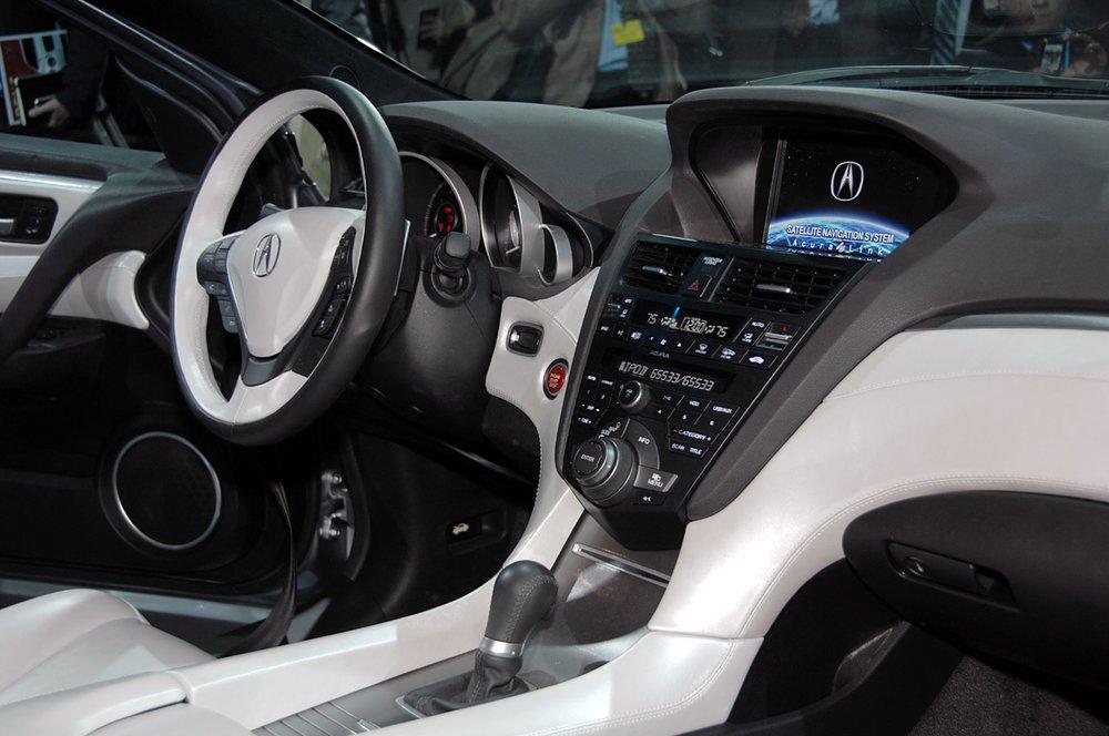 Acura ZDX нацелена на BMW X6 - …