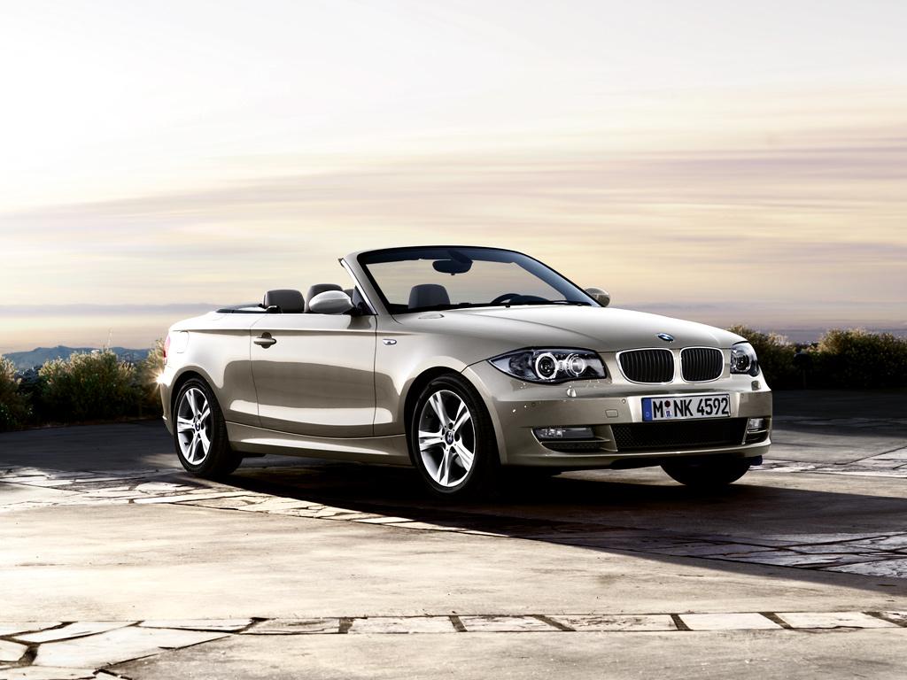 BMW 1 серии Кабриолет фото и…