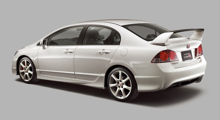 Хонда цивик 4д фото