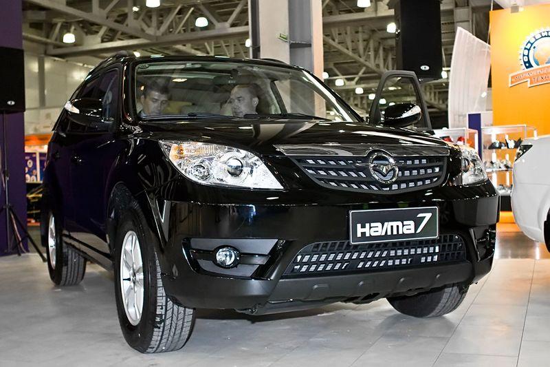 Хама 7 автомобиль фото