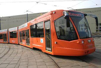 Мэр определил основные задачи развития городского транспорта