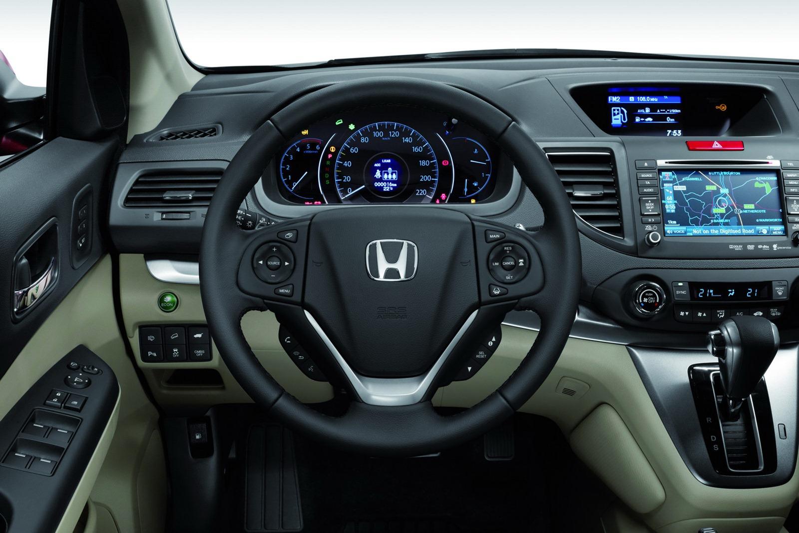 Хонда срв 2012 фото