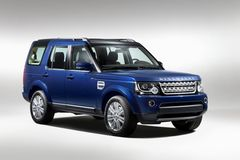 ������� � Land Rover Discovery