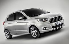 ������� � Ford Ka