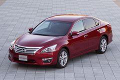 ������� � Nissan Teana