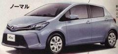 ������� � Toyota Vitz
