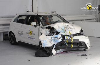 В Европе проверили безопасность шести новых автомобилей: большая часть удостоилась средних оценок