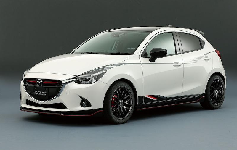 Mazda подготовила семь
