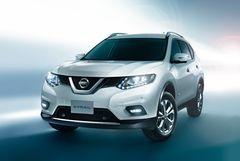 ������� � Nissan X-Trail