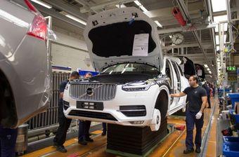 Шведский автопроизводитель может наладить сборку своих машин на высвободившихся после ухода General Motors мощностях «Автотора» и ГАЗа.