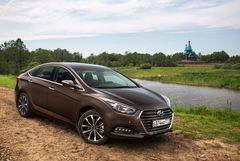 ������� � Hyundai i40