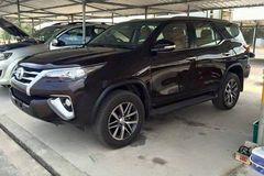 ������� � Toyota Fortuner