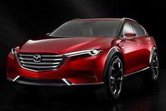 ������� � Mazda CX-7