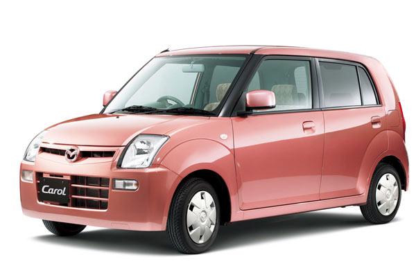 Mazda Carol: 4 фото.