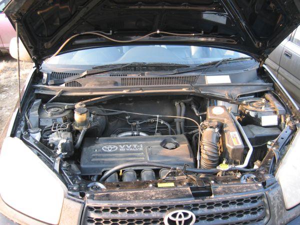 toyota rav проблемы c двигателем 1az