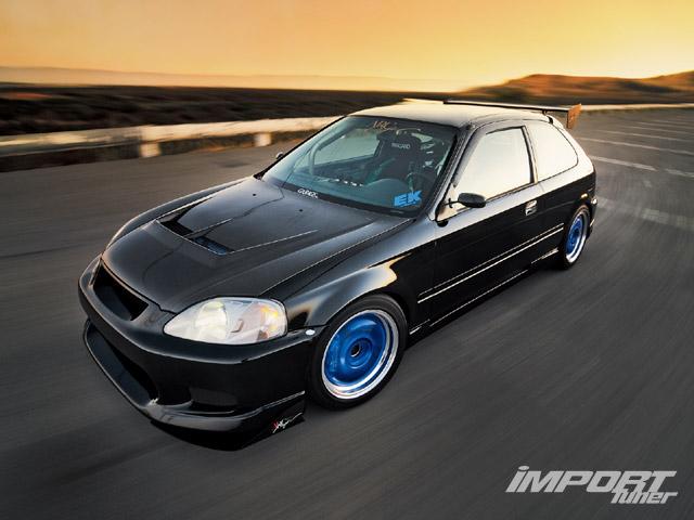 Хонда цивик 1999 фото