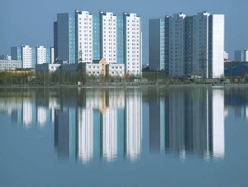 Нижневартовск. Комсомольское