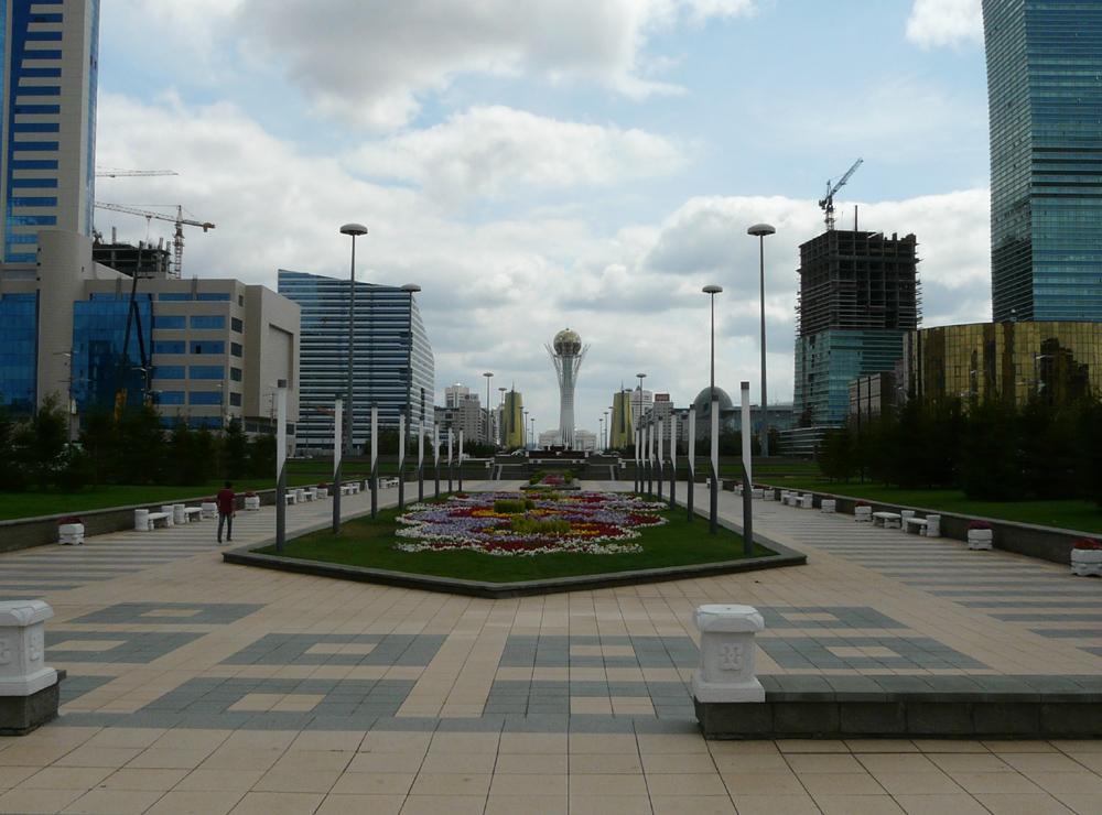 Трасса Астана — Балхаш так же