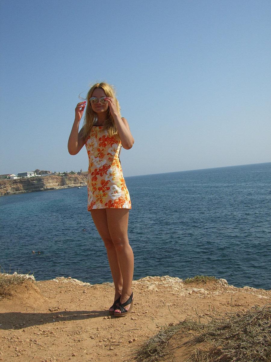 Девушки пляжах крыма фото