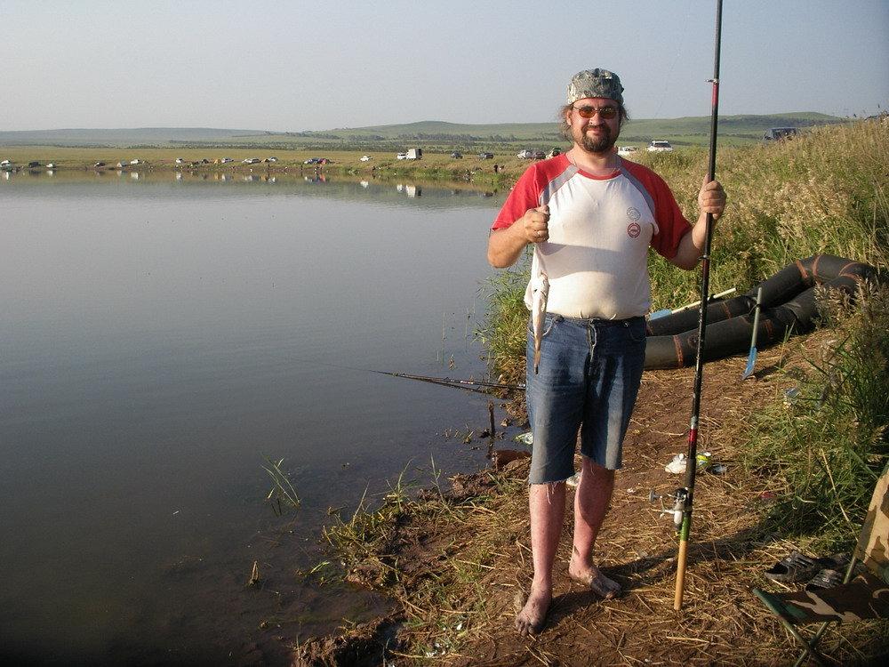 рыбалка на озерах хакасии