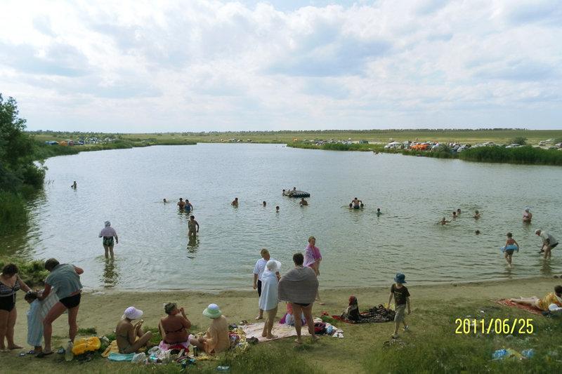 Где находиться озеро яровое