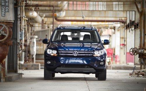 5 место: Volkswagen Tiguan