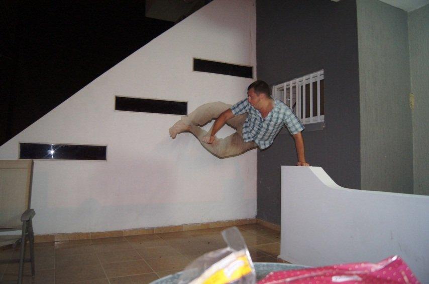 Варфрейм как бегать по стенам