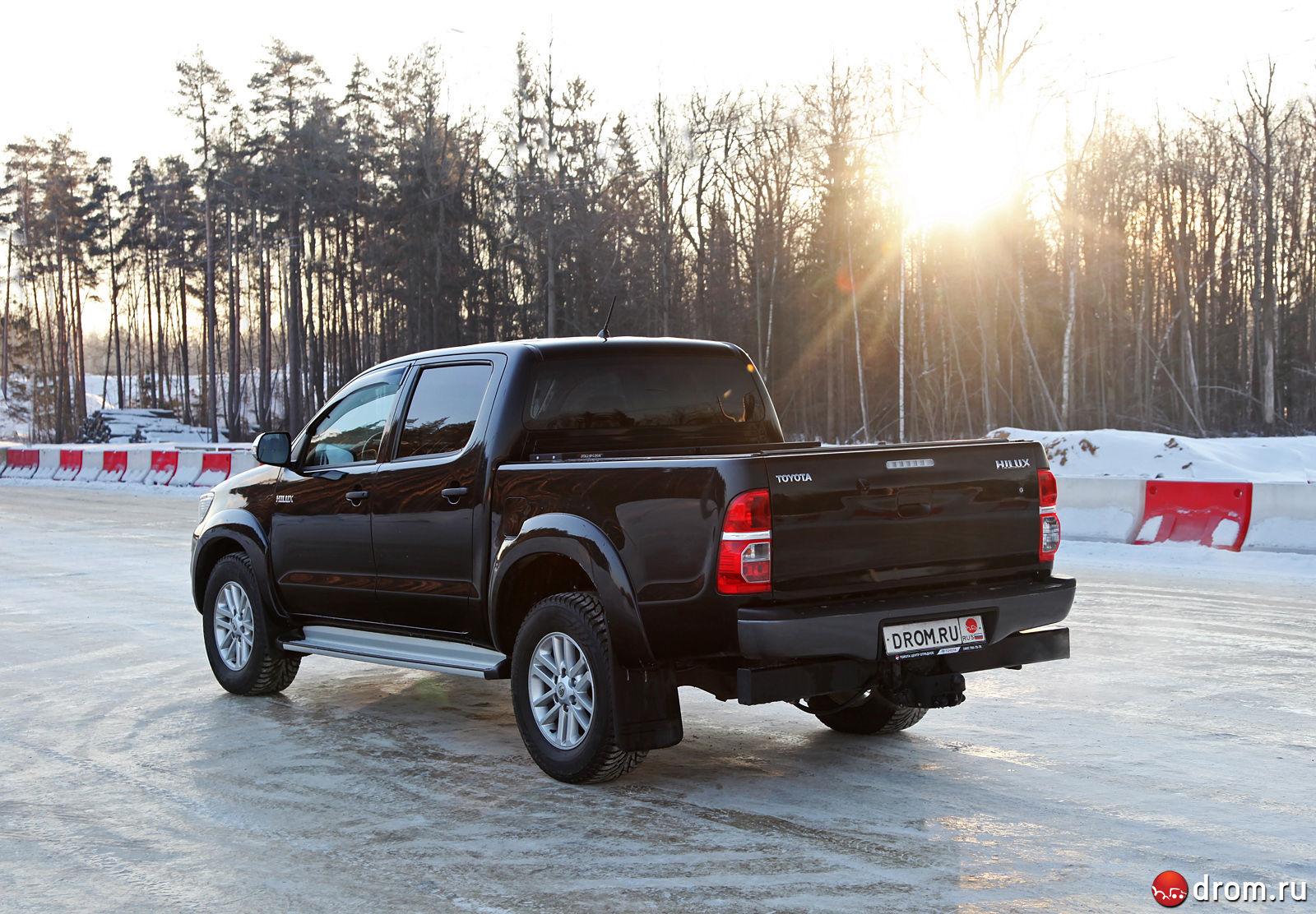 Отзывы владельцев Toyota Hilux Pick Up (Тойота Хайлюкс ...