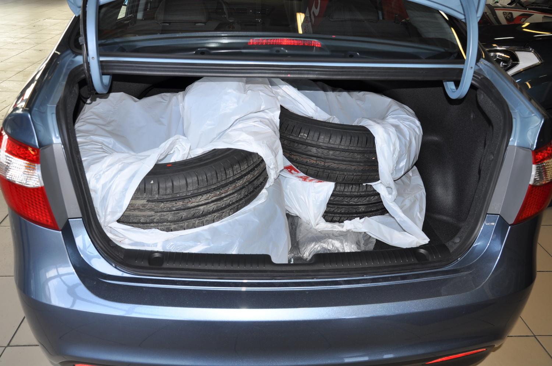 перевозил в багажнике киа спортейдж 3