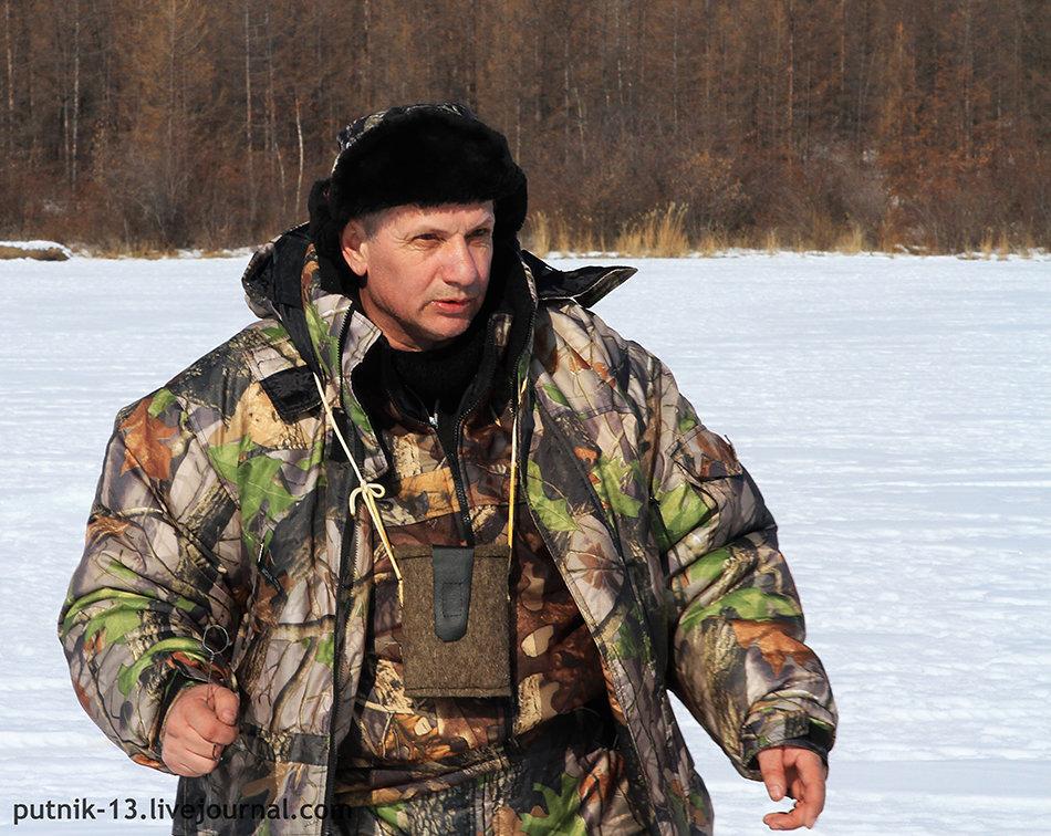 рыбалка налим красноярск