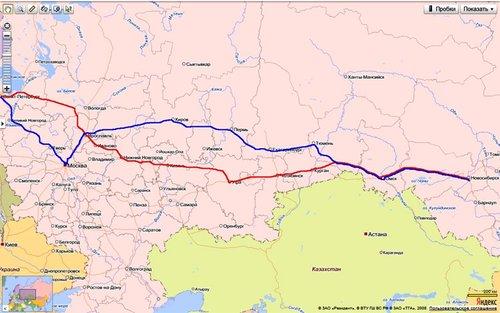 Расписание поездов Нижний Новгород - Санкт-Петербург
