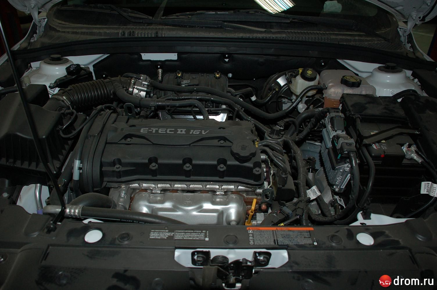 масло гура chevrolet lacetti 1.6с