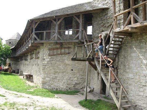 На «Логане» на запад Украины