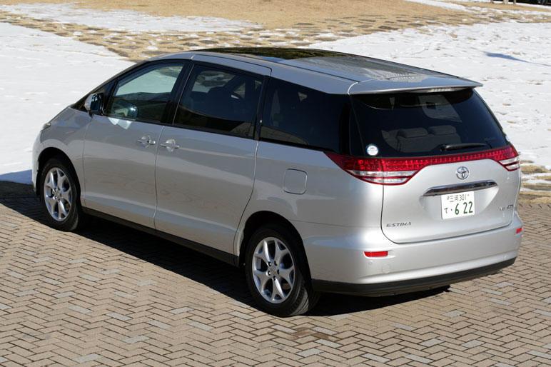 Lexus minivan