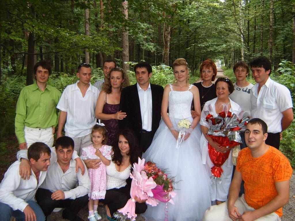 невеста выше жениха графии