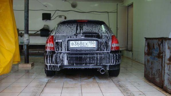 Acura RSX 2002 - отзыв владельца