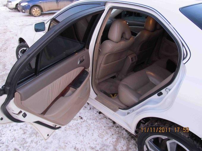 Acura TL.