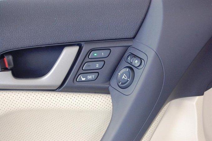 Acura TSX.