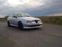 Alfa Romeo 156 1997 отзыв владельца   Дата публикации: 12.02.2013