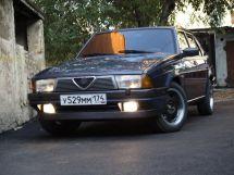 Alfa Romeo 75 1989 отзыв владельца   Дата публикации: 27.07.2012