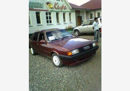 Audi 80 1985 ����� ���������