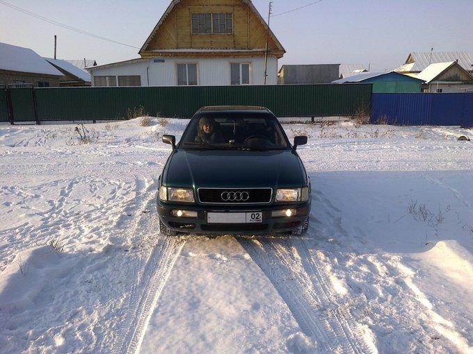 Audi 80.