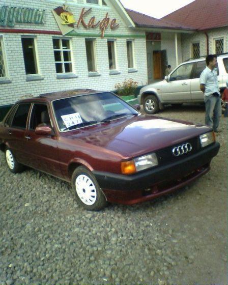 Audi 80 1985 - ����� ���������
