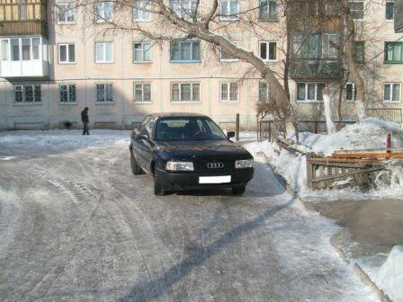 Audi 80 1990 - отзыв владельца