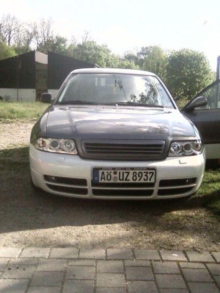 Audi A4  - отзыв владельца
