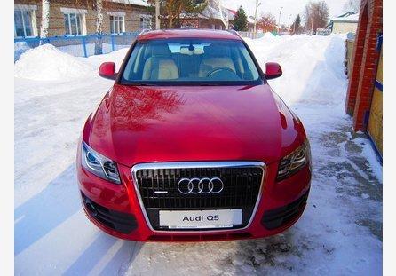 Audi Q5 2010 - отзыв владельца