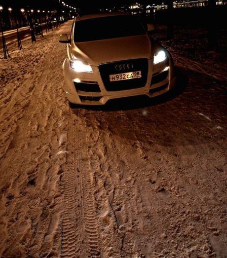 Audi Q7 2007 - ����� ���������