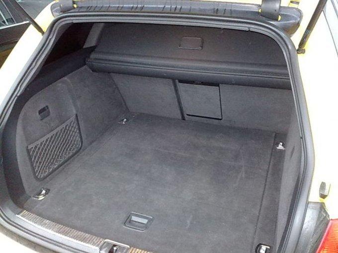 Audi RS4.