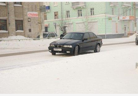 отзыв владельца.  BMW 3-Series 1997.
